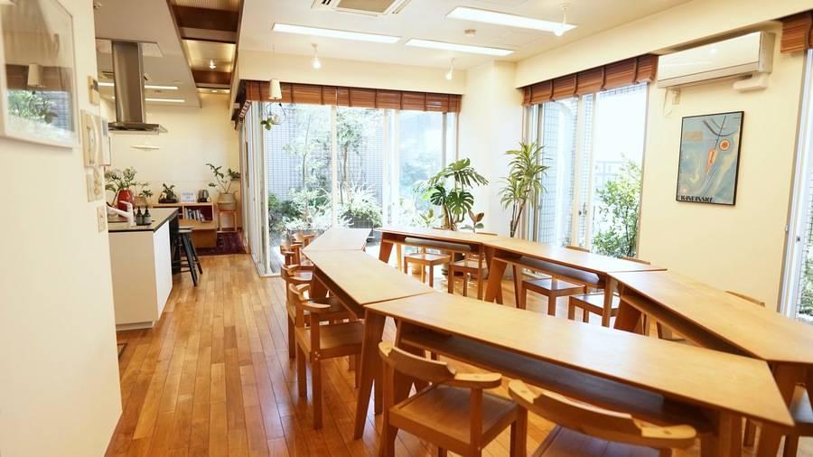 【新宿御苑3分】GYOEN NO KUUKAN - 研修・会議から懇親会まで完全対応!