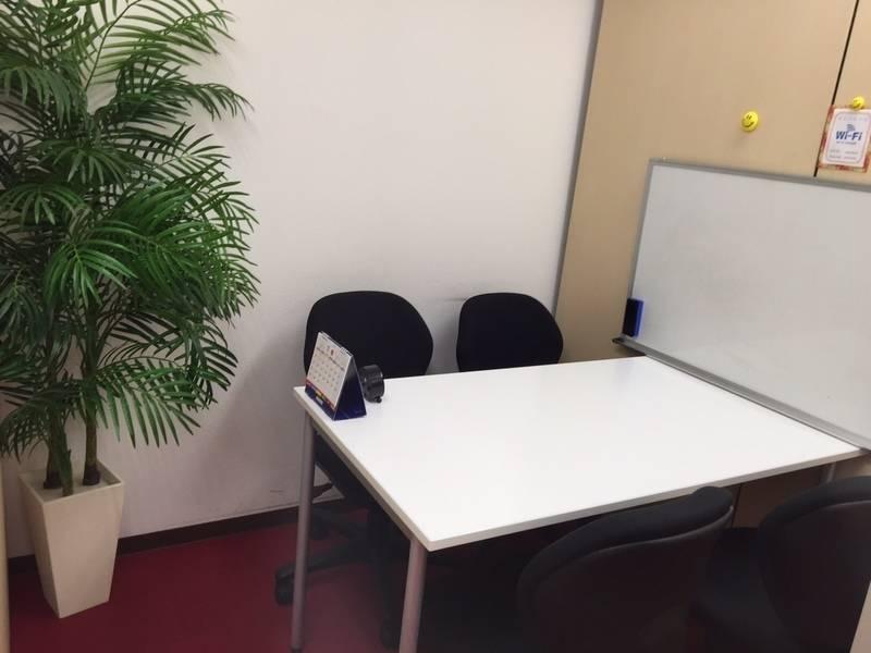 新宿駅 レンタルスペース 無料WiFi有り 東京言語学院