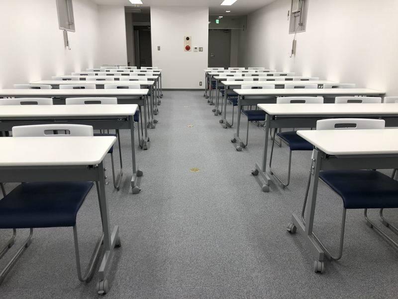 ワンコイン会議室東京 東京駅八重洲南口 大会議室2F(プロジェクター無料)