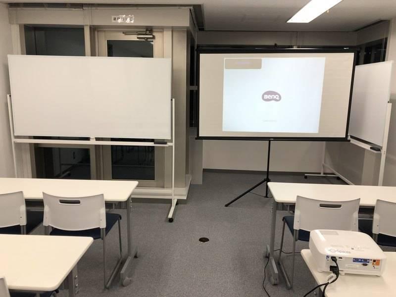 ワンコイン会議室東京 東京駅八重洲南口 大会議室2F