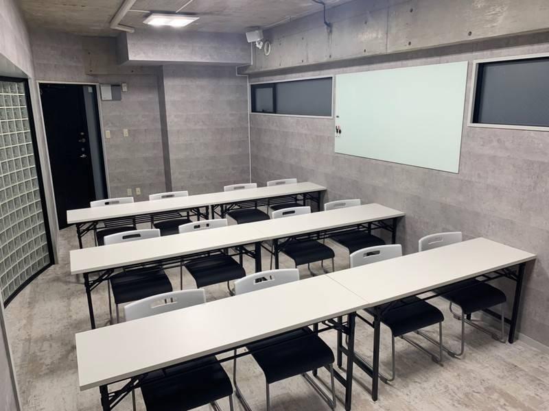 【特別料金中】広々としたスタイリッシュな会議室☆外苑前コークス ノベル会場