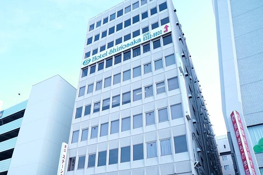 JR新大阪駅東口目の前大型オフィスビル内!【最大21名】お荷物送付ロッカー付 エアコン完備 プロジェクター、WIFI、ホワイトボードなどすべて無料 専任オペレーター電話対応あり 「ルームO-3」