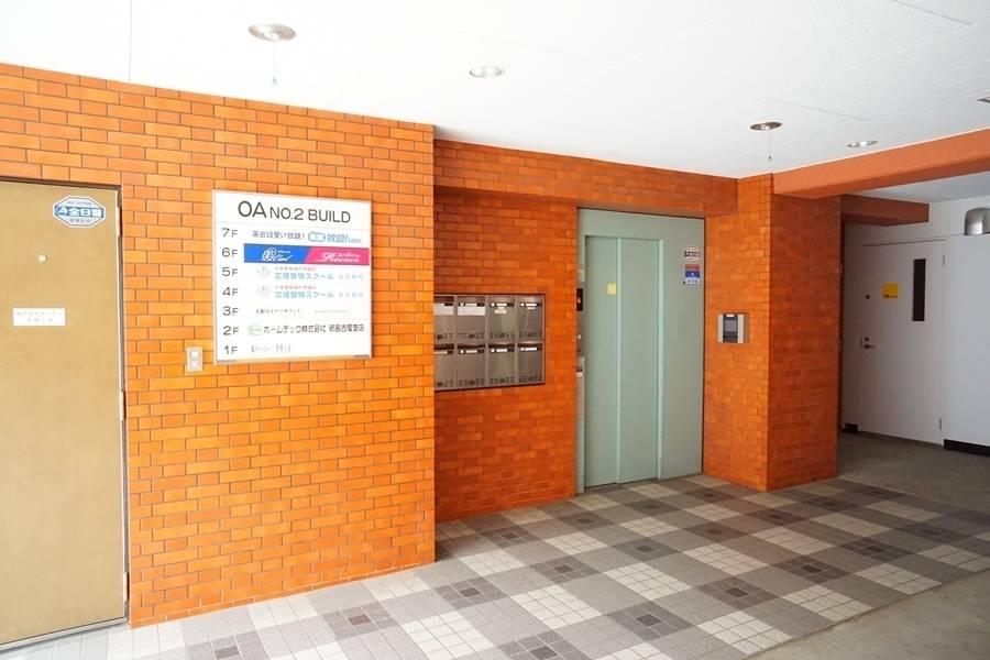 名古屋駅徒歩2分 オフィスビル1フロアに2室!【最大12名】受付対応あります エアコン完備 液晶ディスプレイ、WIFI、ホワイトボードなどすべて無料 荷物の受け取り送付も可能です「ルームB」