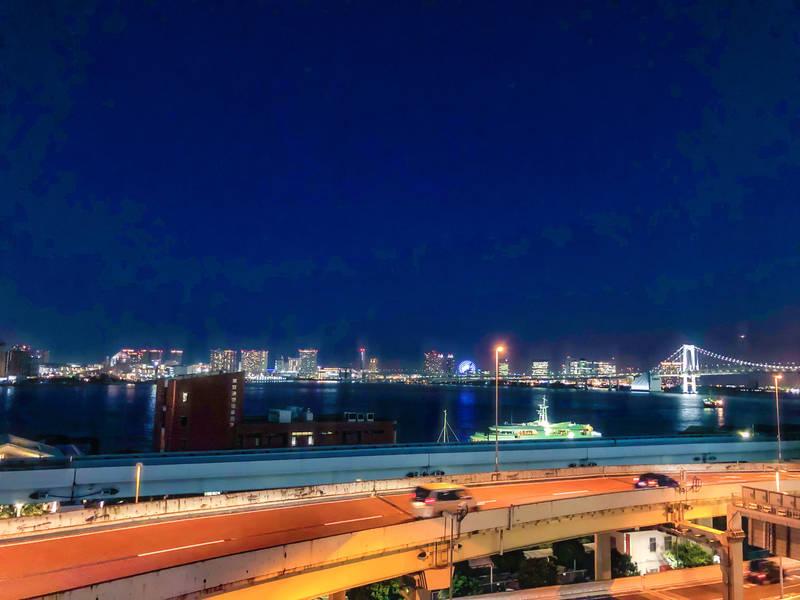 港区海岸 27名収容 wi-fi完備 備品無料! 眺望抜群!!