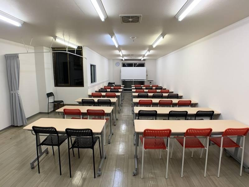【レンタルスペース】【スペイシー】貸会議室 北鉄金沢駅 35名 image