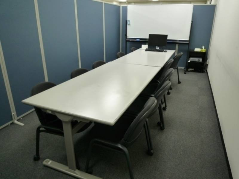 [最寄駅:市ヶ谷・半蔵門・九段下] 会議スペースの写真