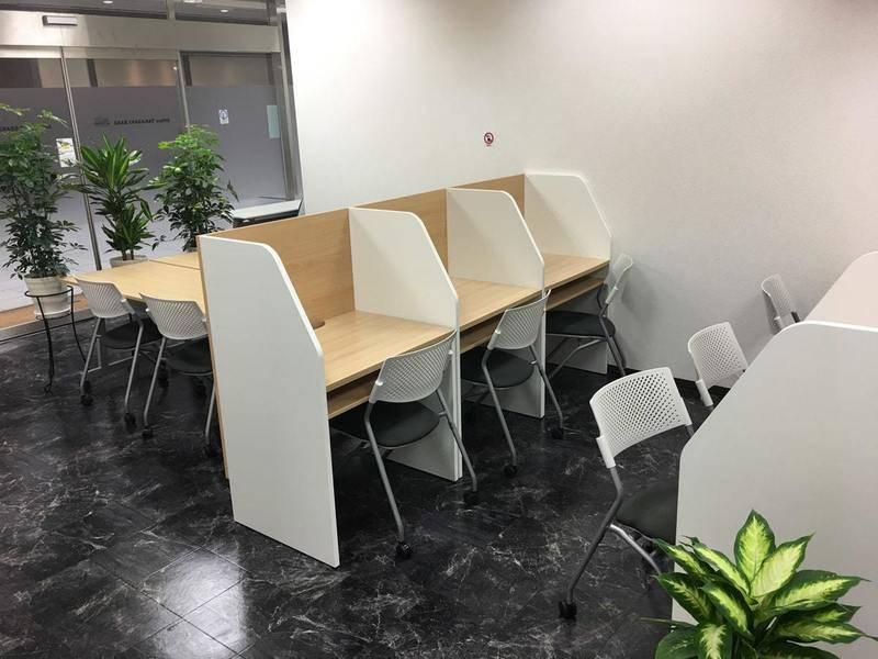 群馬県高崎、レンタルオフィス、会議室 (25名)
