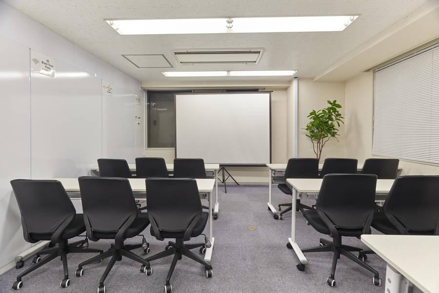 京橋BTS-OFFICE 6階セミナールームB