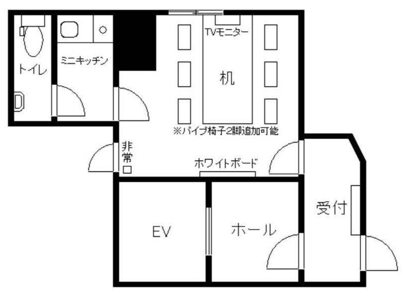 【貸会議室 NEXTAGE 博多01】博多駅徒歩4分の完全個室!!最大8名様ご利用可能!!CAFE風のおしゃれなスペースです!!スタッフ常駐で安心してご利用ください!!