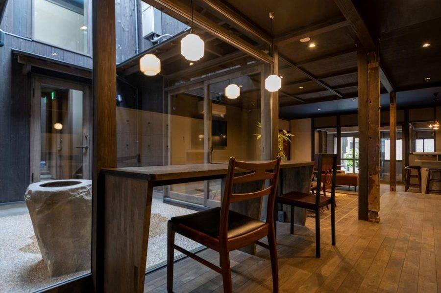 【京都五条】約30名利用可・イベント利用に!コワーキングスペース・wifi完備・テレビモニター付き・キッチンスペース有