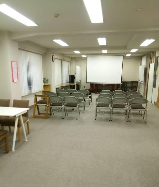 高田馬場 日高会館 駅1分 レンタルスペース