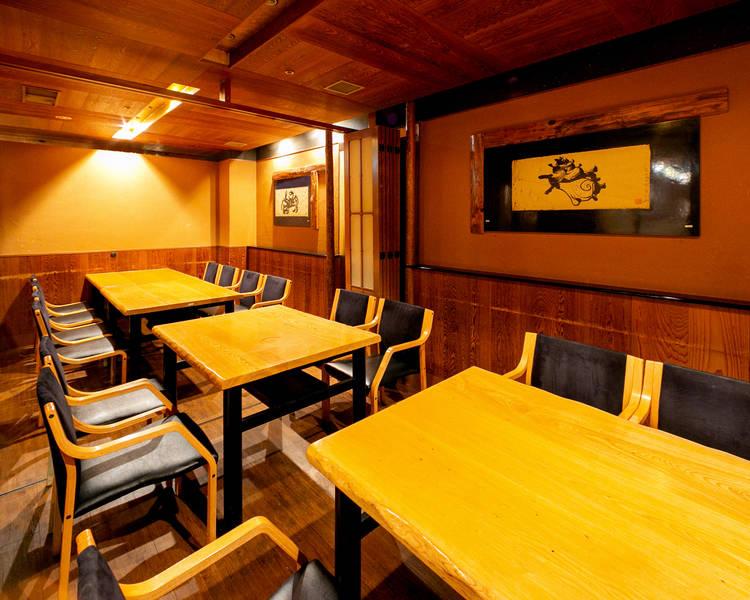 福島駅 東口 徒歩5分 貸し会議室 貸スペース レンタルスペース 完全個室居酒屋 しだれ