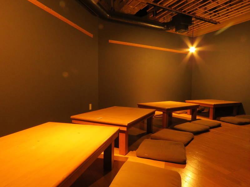 盛岡駅 盛岡大通りメイン交差点 個室 貸会議室 貸スペース レンタルスペース 個室居酒屋 しだれ