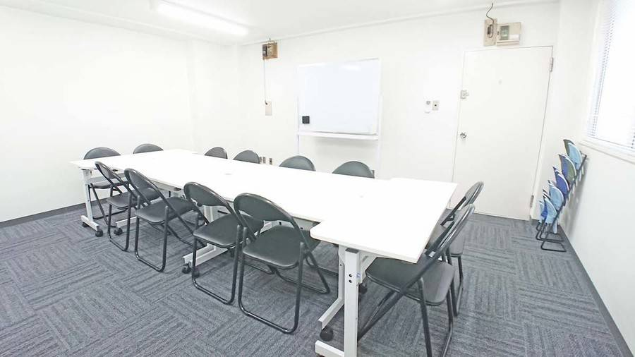 OPEN SALE!【新橋駅1分! 】完全個室/テレワーク/無料wi-fi・ホワイトボード・プロジェクター完備/安くてゆったり使えるシェアスペース「Drop by Shinbashi」