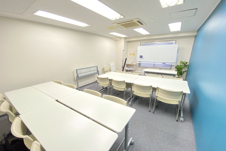 ✨OPEN SALE✨<マロン会議室>リモートワーク・テレワークにも最適!栄駅より徒歩3分⭐️22名収容⭐WiFi/ホワイトボード/プロジェクタ無料