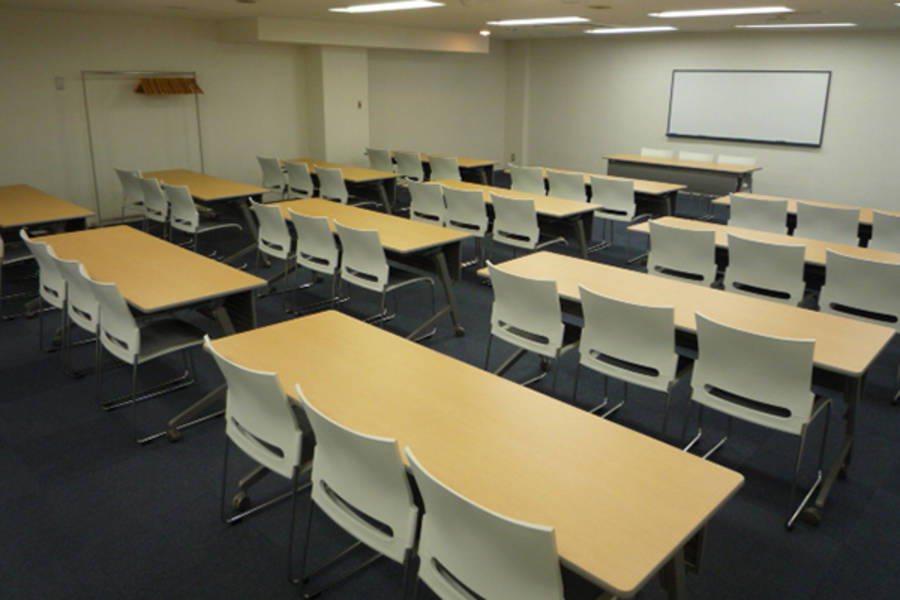【新橋】駅近きれいな会議室「Forum S 5東洋海事ビル」会議室Bの写真