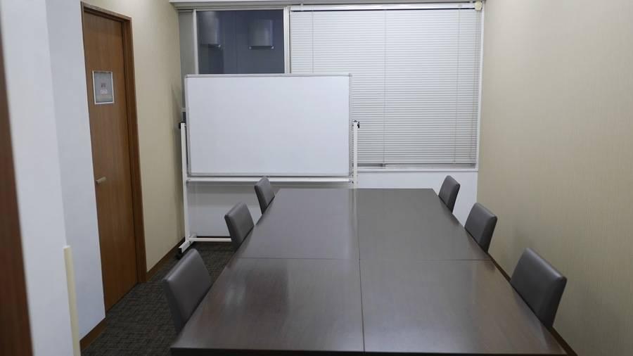 【茅場町 貸会議室】 NATULUCK茅場町新館 4階小会議室