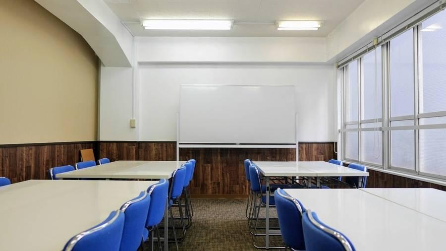 【茅場町 貸会議室】 NATULUCK茅場町新館 4階大会議室
