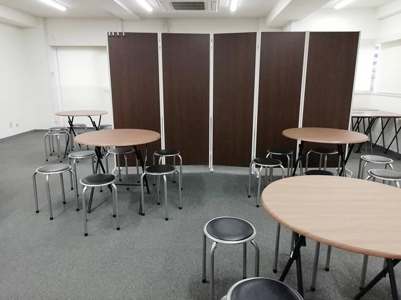 オープンキャンペーン中!【西新宿駅徒歩5分】最大50名!イベントや会議に最適のスペースです!