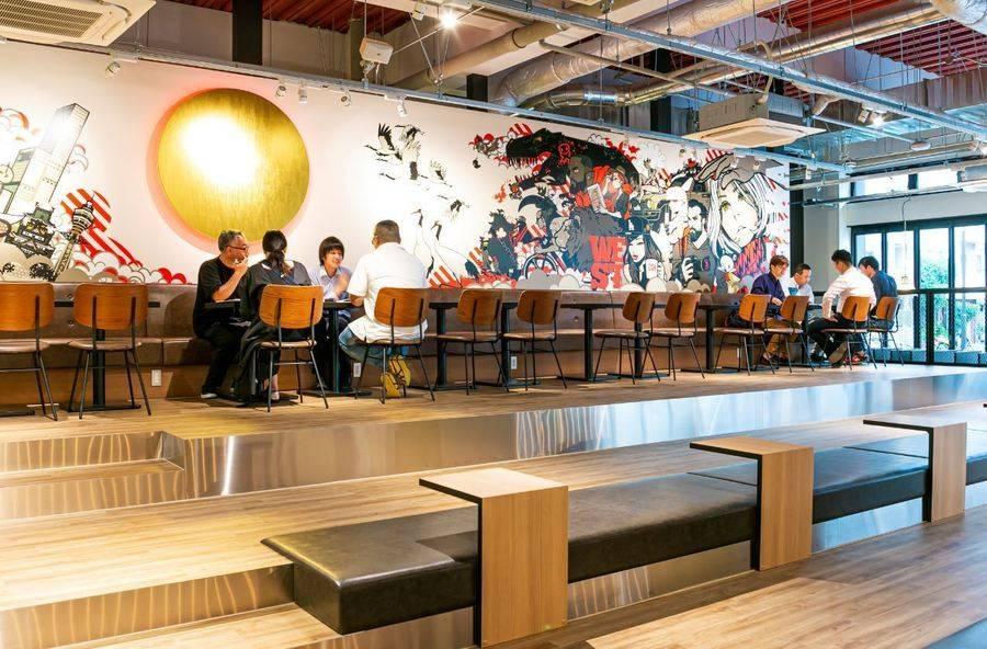 駅徒歩5分/駐車場完備!アートに囲まれた刺激ある空間にレストランとホテルが併設されたイベントスペース!※空き状況の確認はお問い合わせください※