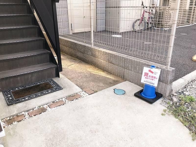 アクア大宮高鼻 東口11分 [ゴミ残置OK/毎日清掃]6名 閑静な住宅街のお洒落ルーム  Wifi無料 テレワークやWeb面接に 30分から