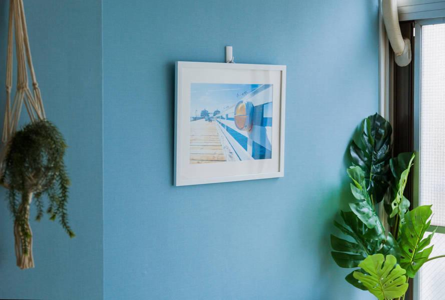 神田駅徒歩2分☆明るく換気のできる開放的な会議室♪西海岸風【カリフォルニア会議室】セミナー・テレワーク・会議など