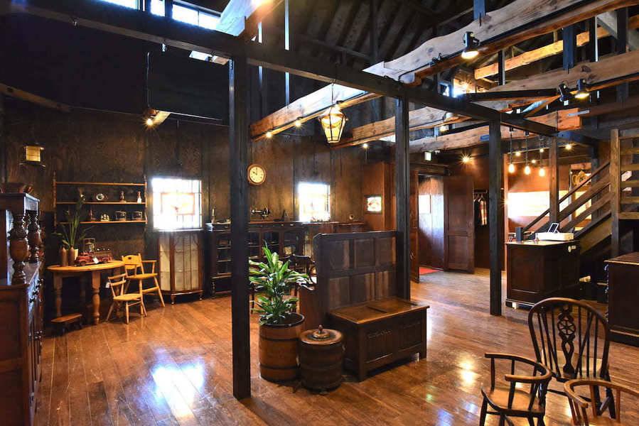 宮城県 多賀城市 レンタルカフェ&レンタルキッチンAntiqueCafe OLDTIME