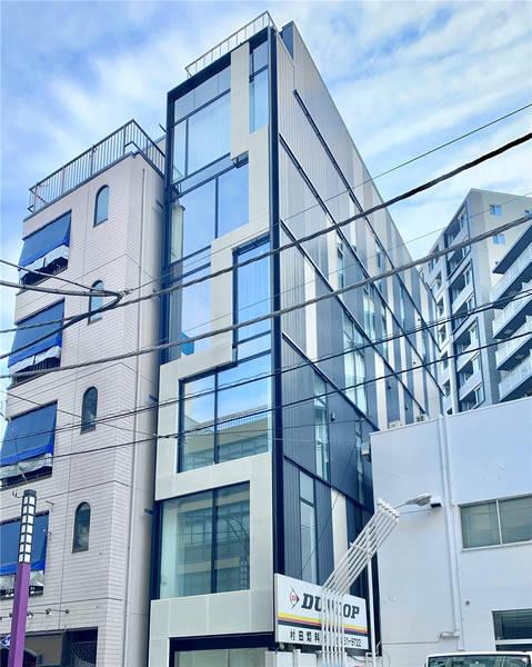 東日本橋駅1分JR総武快速「馬喰町」都営新宿「馬喰横山」新築デザイナービル1Fの多目的ホール