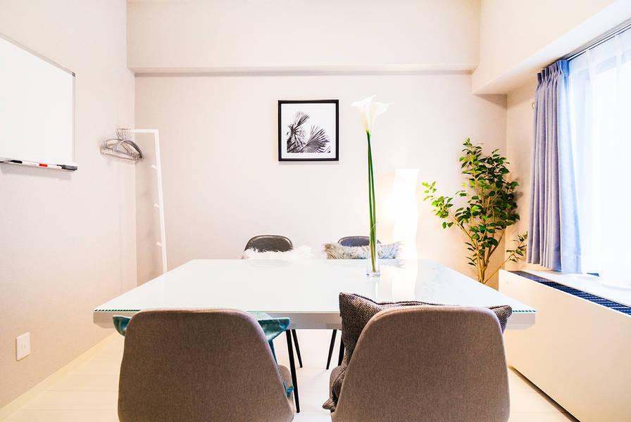 清潔・除菌ジェル完備♪五反田駅3分【コペンハーゲン会議室】少人数・テレワーク歓迎♪ミーティングにも