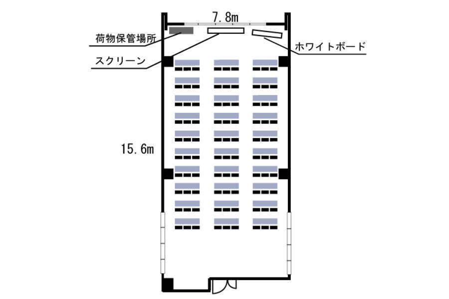 近商ビル10A【四ツ橋・心斎橋エリア!駅から徒歩30秒!】20~90名まで。無料備品も多数!同ビル内に複数会場ございます