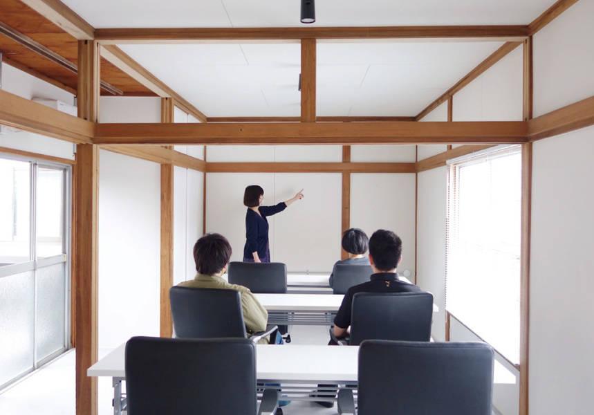 ONVO LABO YONO ✨貸しスペース【与野駅徒歩1分】好立地! 会議・セミナーはレトロモダンな空間で!