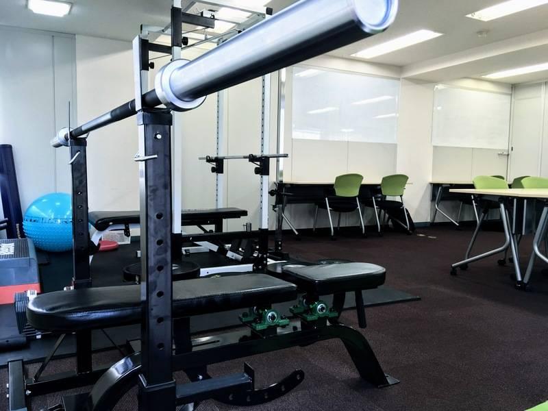 【東日本橋エリア】最大12名収容/レンタルジム/機材/無料Wi-Fi完備/セミナー・トレーニングにおすすめ