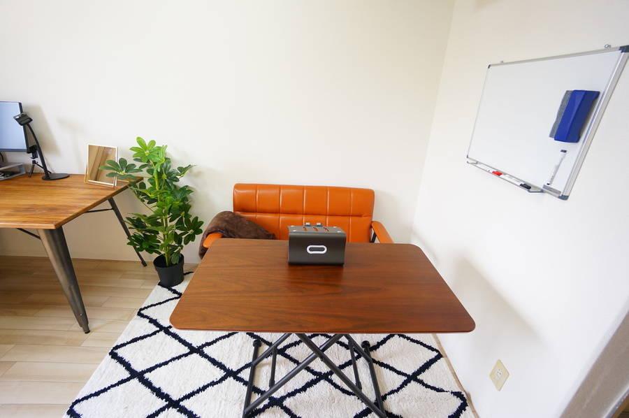 <名古屋東ワークオフィス836>完全個室✨光回線Wi-Fi、ワイドモニターあり!テレワーク/Web会議,面接