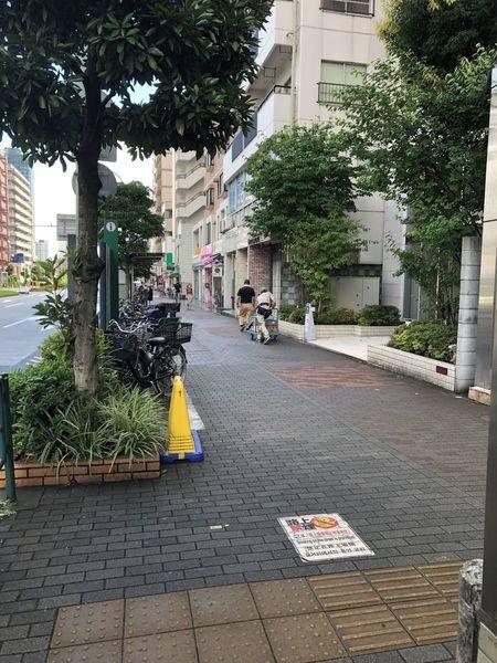 都営浅草線本所吾妻橋駅徒歩 1分 スカイツリーが見える会議室