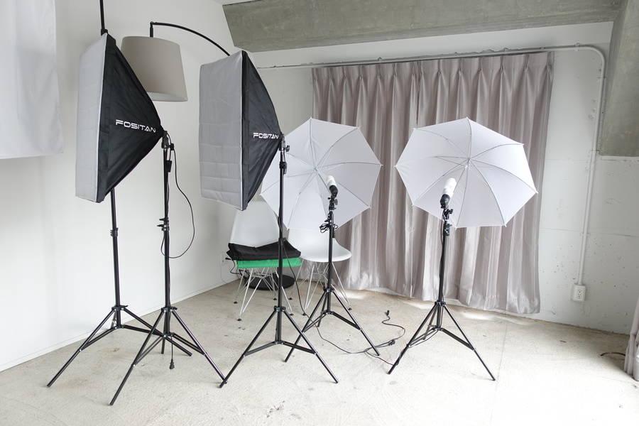 モノトーン撮影スタジオ!スチール撮影、動画撮影、会議などに!(Aスタジオ)|戸越銀座