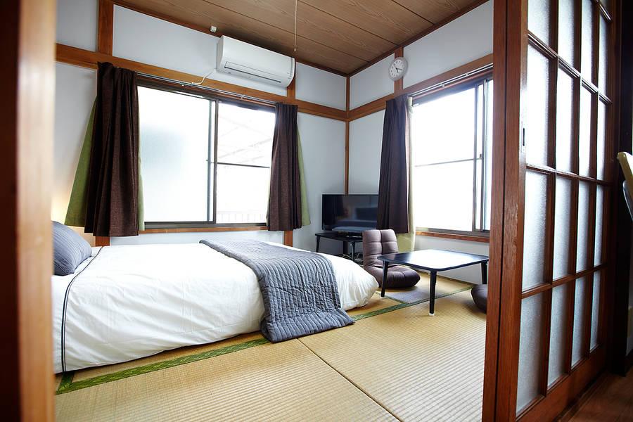 My Tokyo Home Yoyogi 貴重な和室アパート、撮影に、小規模パーティーに代々木、新宿徒歩圏内、アクセス抜群