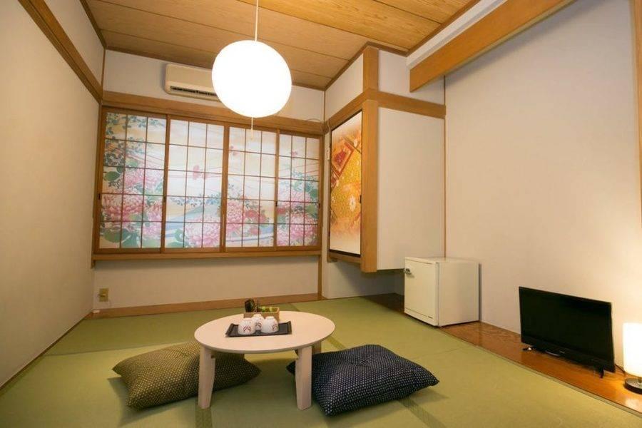 307 新規オープン価格!浅草旅館・浅草浅草寺まで徒歩圏内  完全個室の和室部屋でゆっくりと作業はいかがでしょうか。