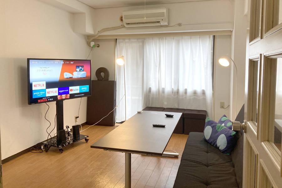 【811Place渋谷】多目的スペース・Netflix・DAZN・エステ・整体・会議・撮影