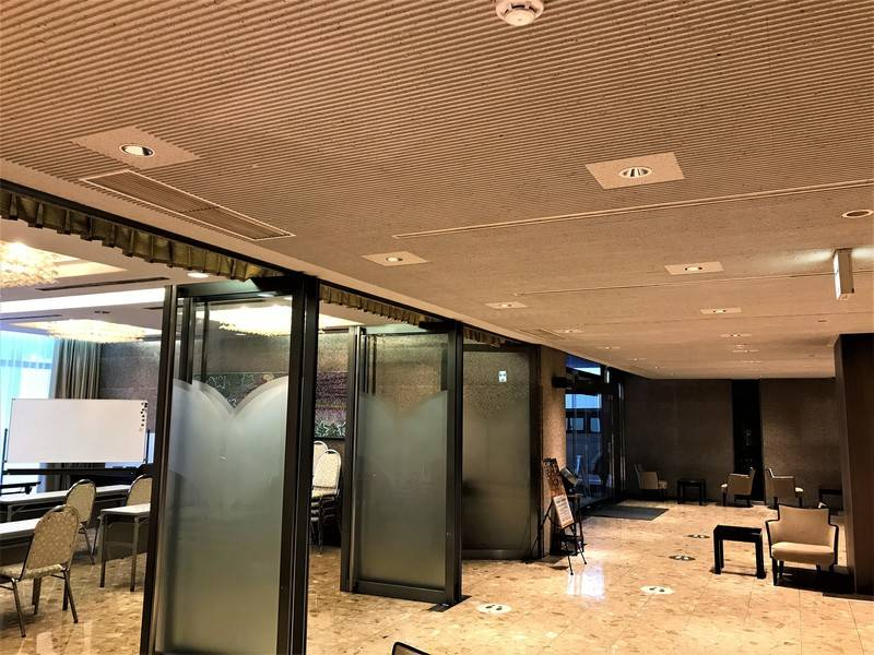広島合同庁舎・広島城すぐ ホテルのミーティングスペース 1時間2000円~  ◎ヴァリエホテル広島◎