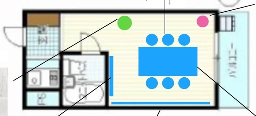 ★NEW OPEN★五反田駅東口から徒歩3分【安い】【綺麗】【明るい】貸会議室『FRIENDSⅦ』です!最も安心できる会議室!最大10名までご利用可能です。全国展開のFRIENDS会議室がついに五反田駅にオープン!コスパ抜群のスペースです!きっと2回目も利用したくなります!/Wi-Fi・プロジェクター・スクリーン無料/会議、打ち合わせ、セミナー、レッスン、ワークショップ、ボードゲームなどでご利用いただけます♪皆様のご利用心よりお待ちしております。produce by 【SHARED SPACE】