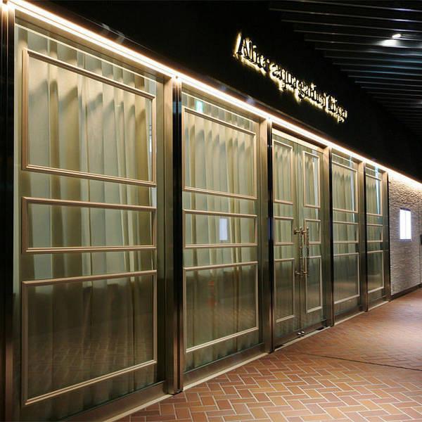 【京橋駅直結、徒歩0分】アリスアクアガーデン東京銀座