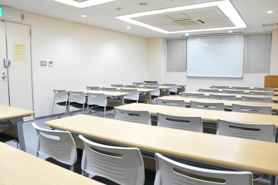 【赤坂駅3分】24H年中無休!清潔感・高級感のある個室貸し会議室(標準24名)