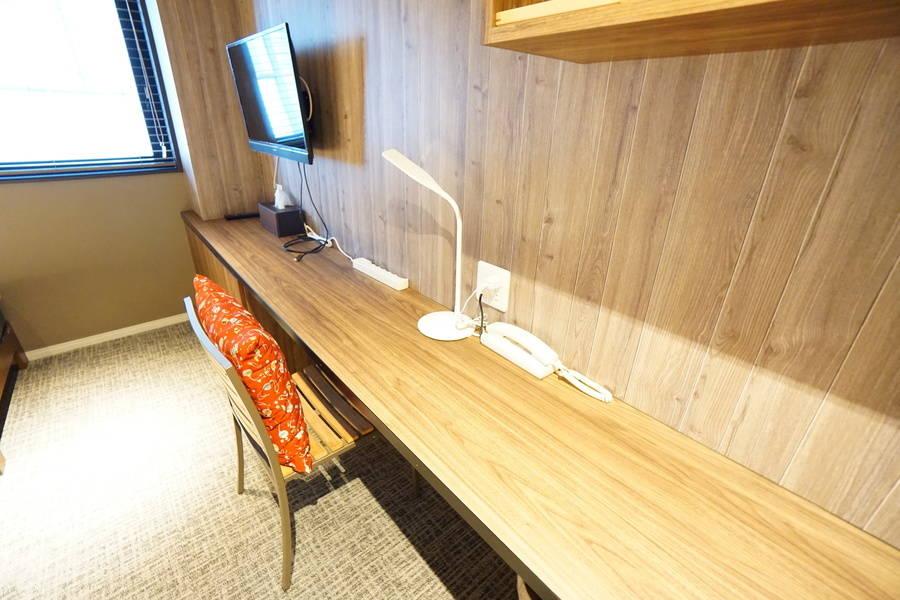 <浅草スタンダードスペースB>浅草駅徒歩4分!Wi-Fi無料/テレワーク/リモートワーク/Web会議,面接