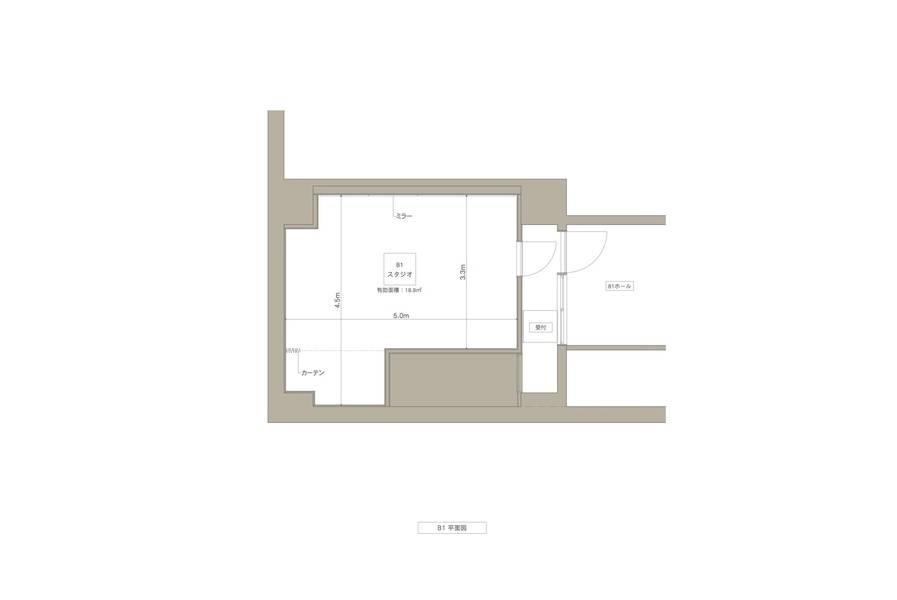 宮益坂十間スタジオB 【渋谷 多用途 レンタルスペース】