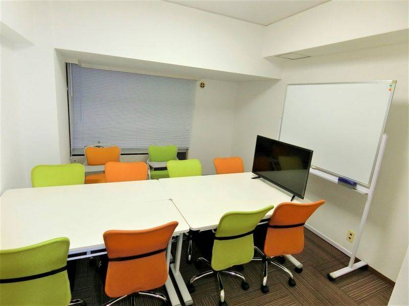 ★ComfortSpace渋谷★渋谷駅5分!無料Wifi・プロジェクター、モニター完備 完全個室(1~10名〕会議・仕事・セミナー・レッスンなどに。【SMD】