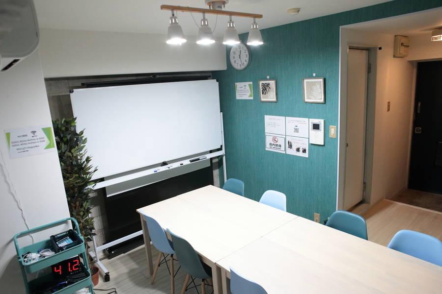 《VILLENT神戸元町》JR神戸5分&西元町駅30秒/最大12名/リングライト/光回線無料Wifi/テレワーク