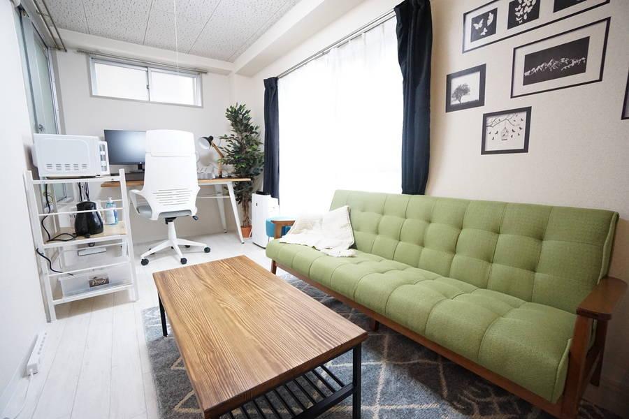⭐️光回線導入!⭐️<京都七条ミニマルオフィス>完全個室✨モニター/Wi-Fiあり!テレワーク/Web会議,面接/撮影