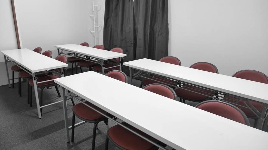 【大宮】ワークショップやミーティングに!年中無休・24H個室貸し会議室(12名様)