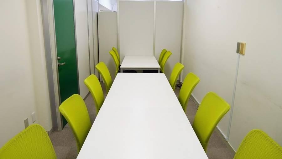 【五反田駅5分】年中無休!おしゃれなリーズナブル完全個室☆ミーティングやレッスンに(12名)