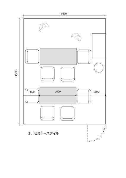 LMスペース上野★高速wifi★大きな窓で換気良好★消毒液有★モニター★広々上質空間★上野駅3分